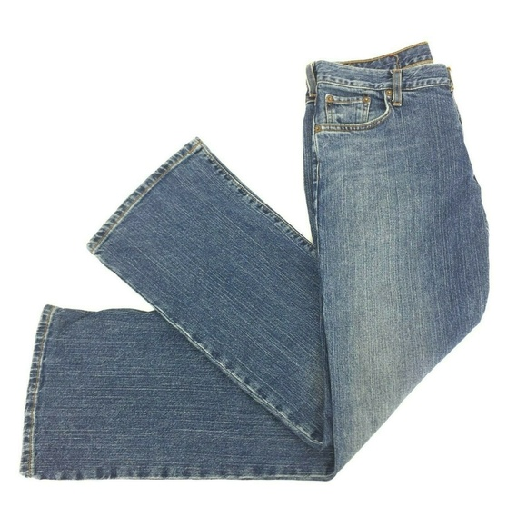 Lucky Brand Denim - Lucky Brand Dungaree Josie Jeans Sz 28 Bootcut